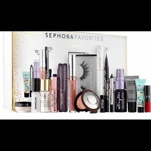 Sephora Favorites Superstars Kit 15-piece set